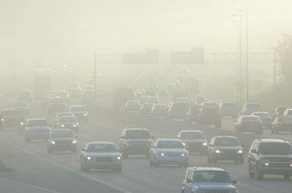 autopartage pollution