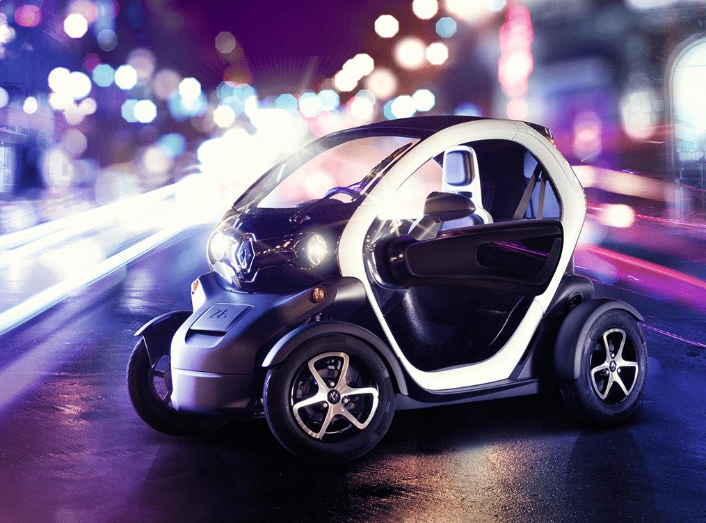 Dubaï choisit la Renault Twizy pour ses centres urbains