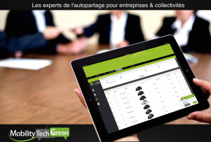 mobility tech green autopartage