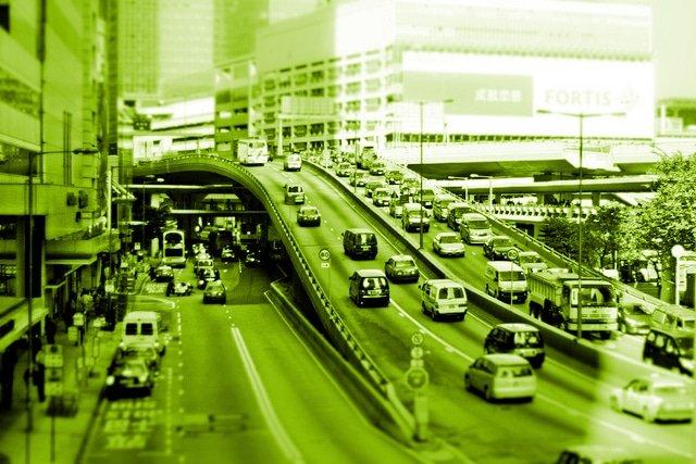 Les embouteillages véritables fléaux des centres urbains !
