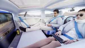 autopartage voitures autonomes