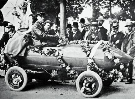 Dossier : Lhistoire de la voiture électrique