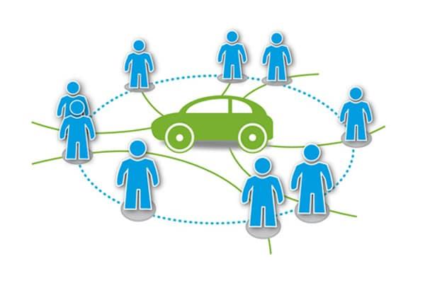 Autopartage en entreprise : véritable cercle vertueux