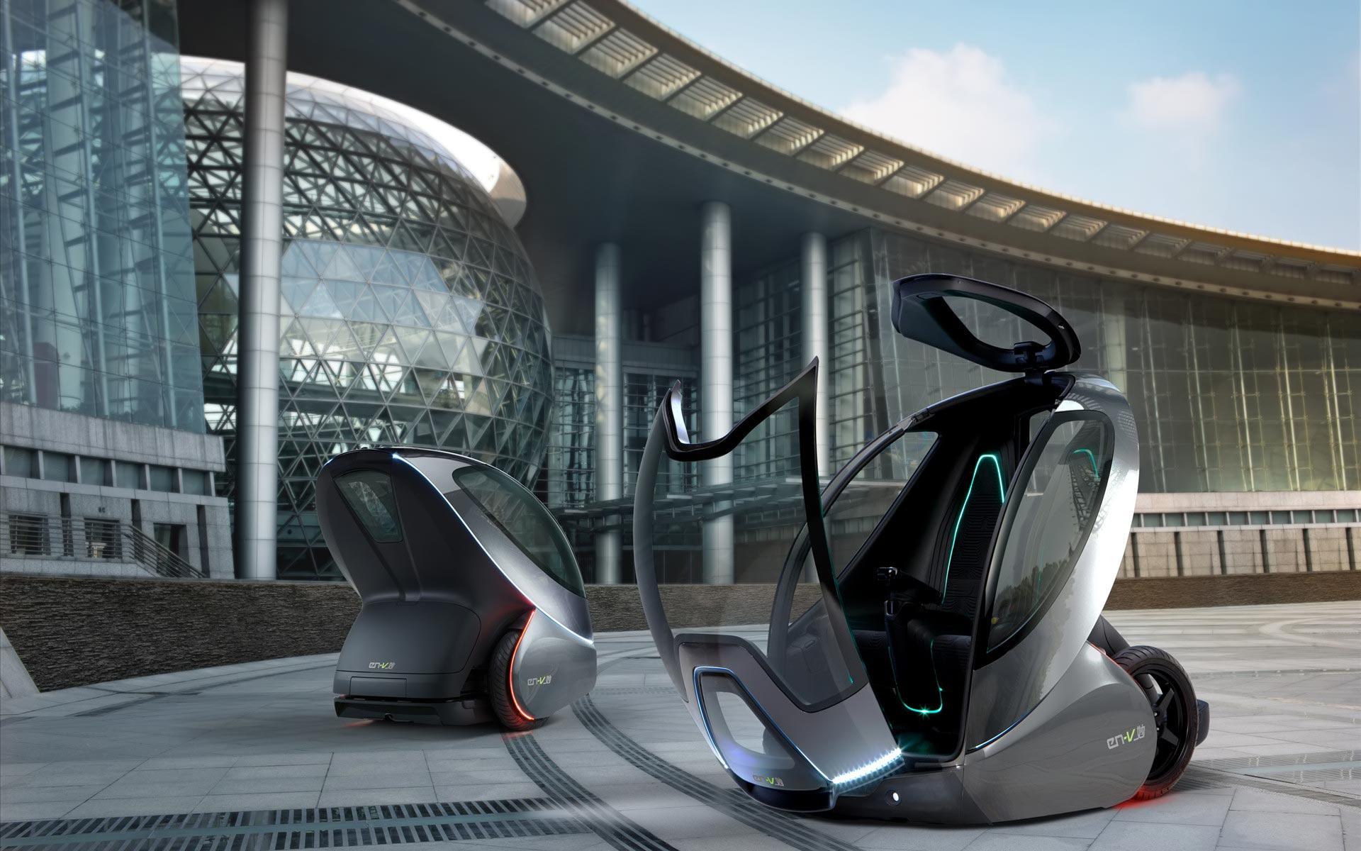 Réinventer l'automobile pour la mobilité urbaine