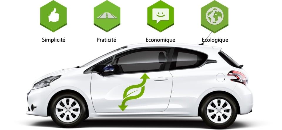 autopartage B2B