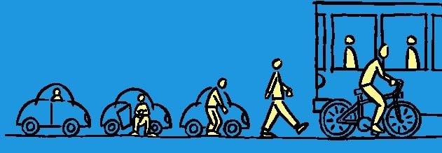 Etude : L'évolution de la mobilité urbaine en France