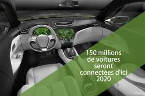 voitures connectées
