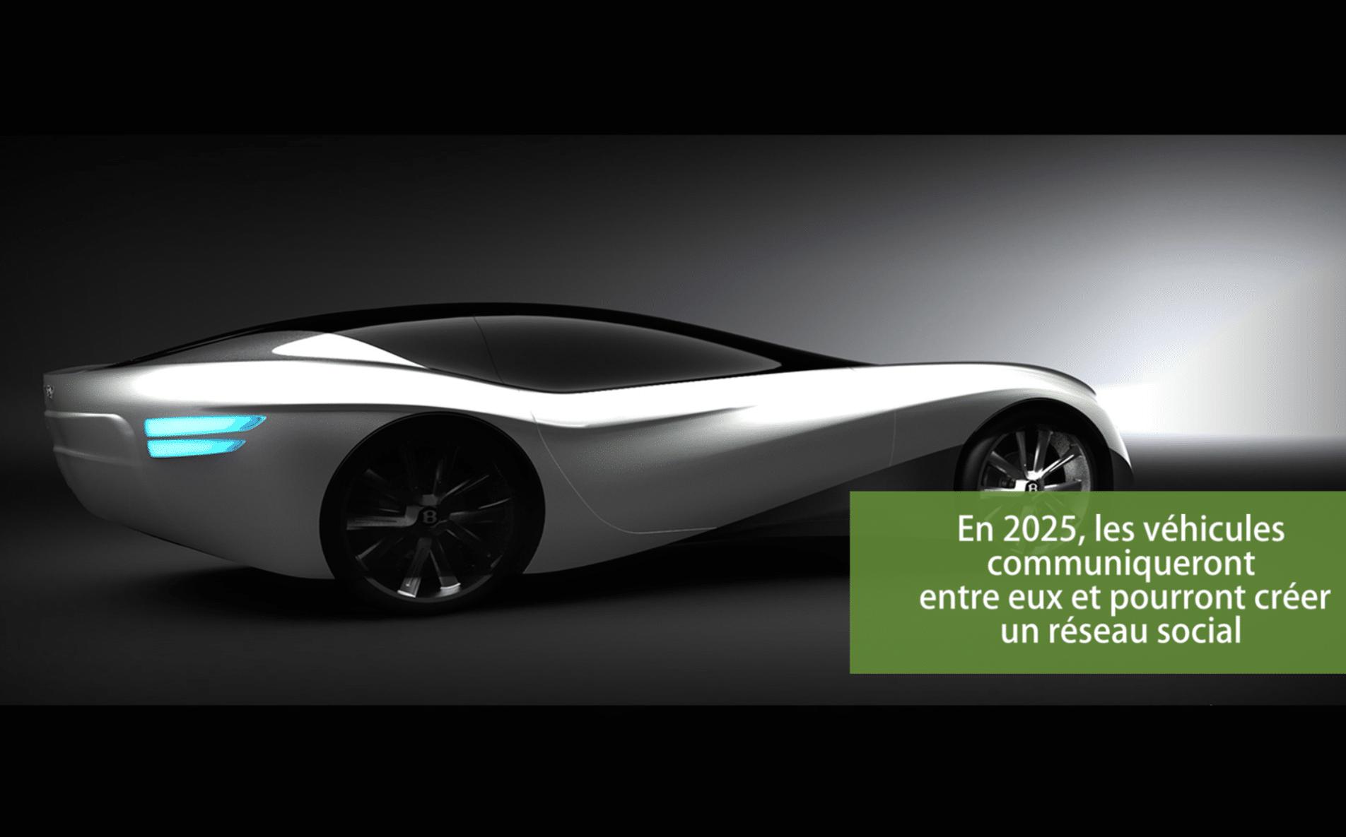 En 2025, les véhicules intelligents seront partout selon l'étude d'IBM