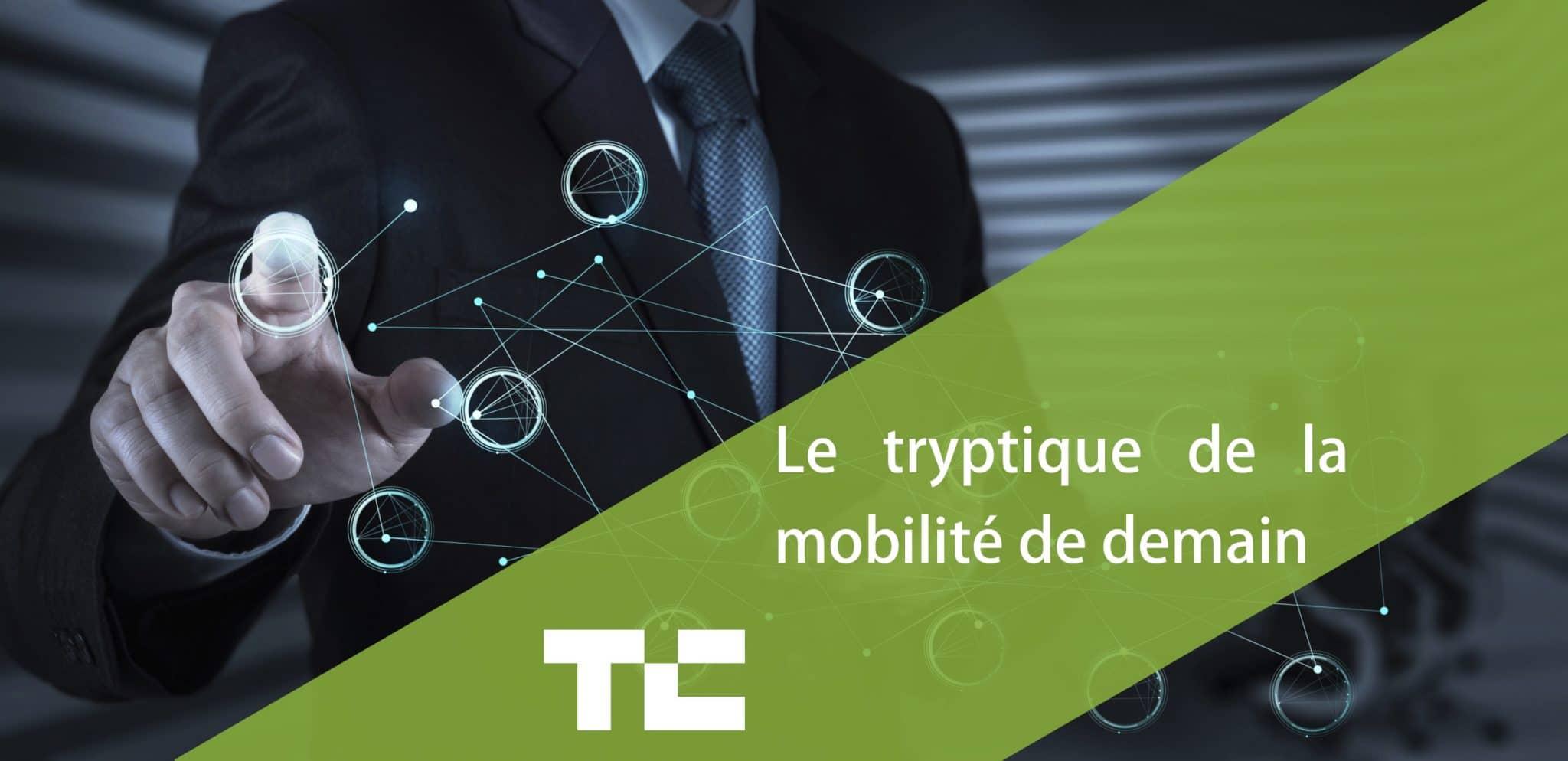 Autopartage, technologies autonomes et électrique : le triptyque de la mobilité de demain