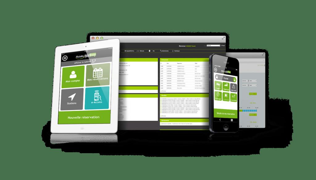 Plateforme multimodale e-Colibri - Trophées de l'Automobile & L'Entreprise