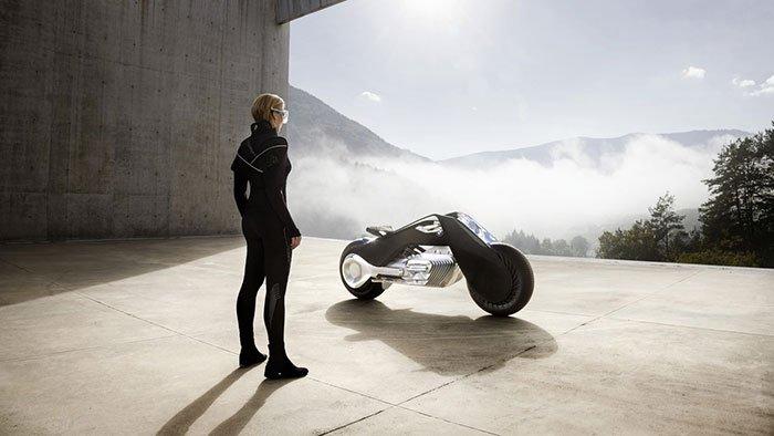 Innovation : découvrez la moto du futur selon BMW Motorrad