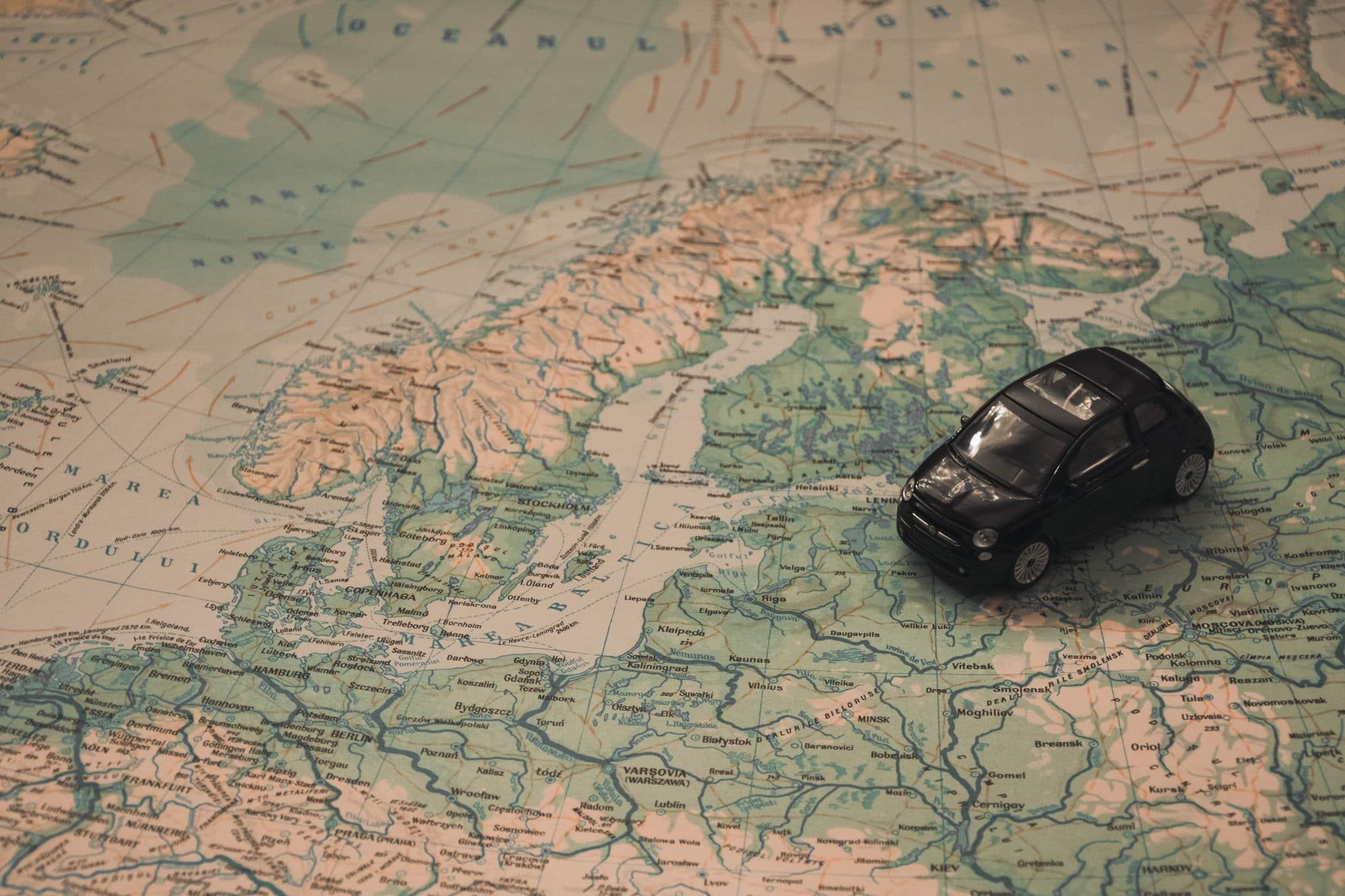 Gestion de flotte automobile : 10 millions de véhicules actifs en Europe d'ici 2020