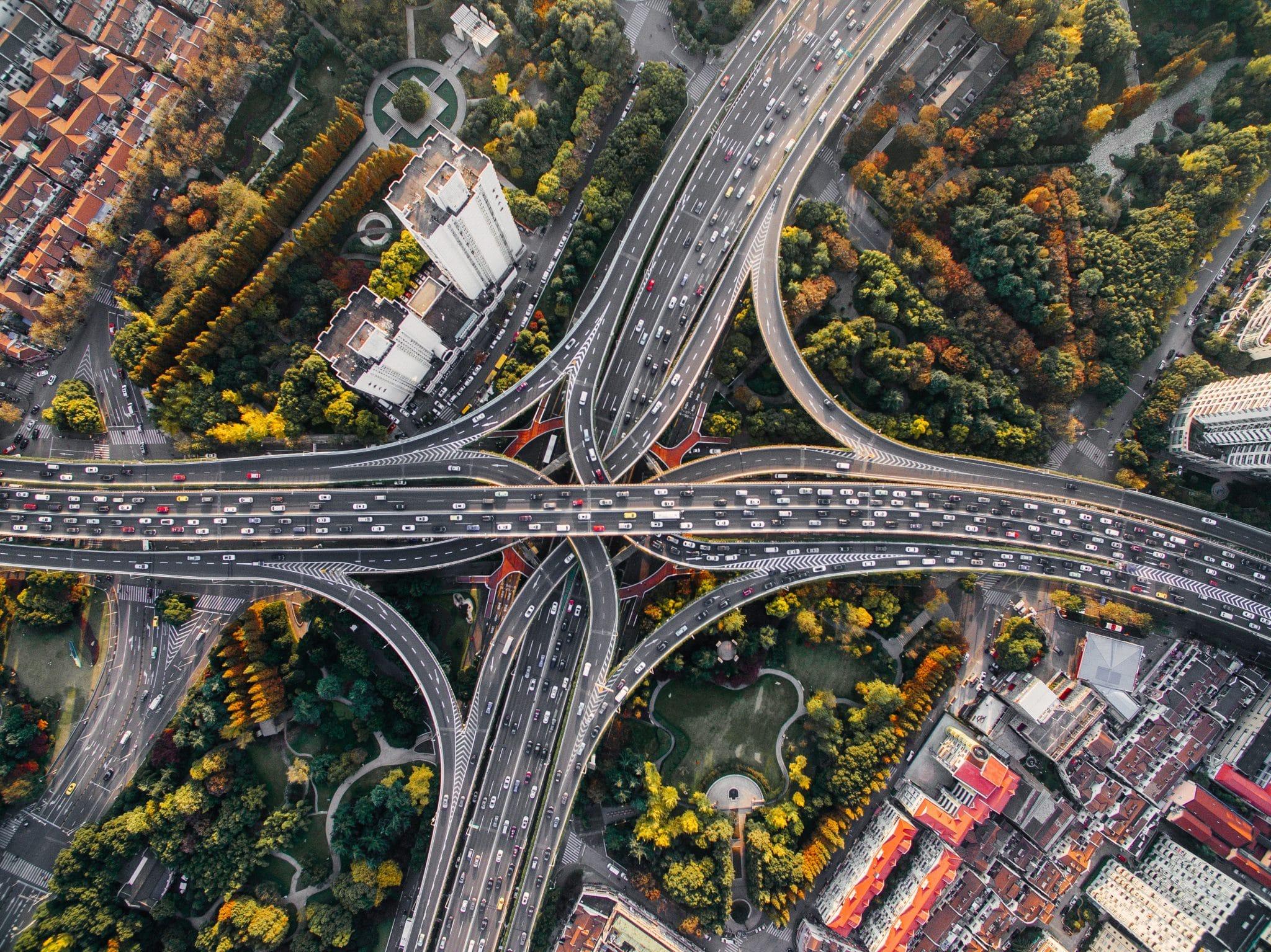 Circulation : le lien évident entre embouteillages et productivité