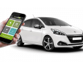 E-manager application mobile autopartage