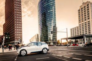 Autopartage Allemagne - BMW
