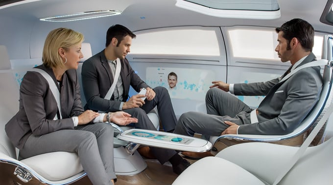 mobilité entreprise autonome