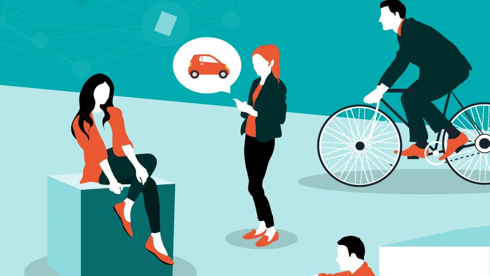 Blockchain : un bouleversement pour l'écosystème de la mobilité ?