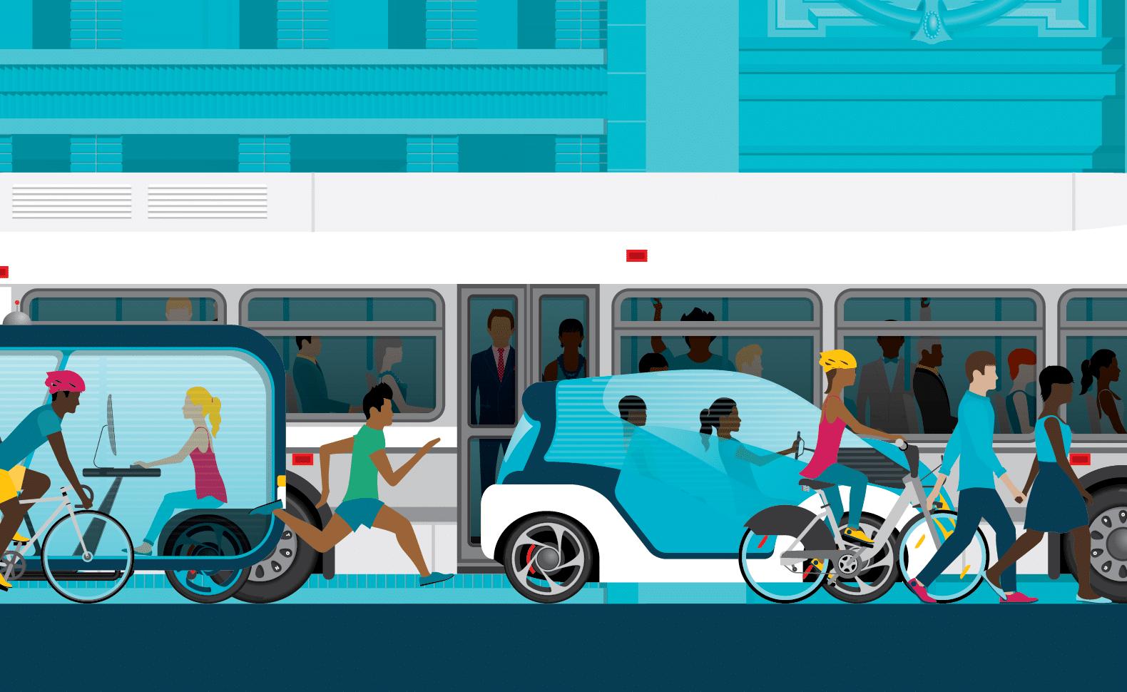 Assises de la Mobilité : en route vers un nouveau modèle ?