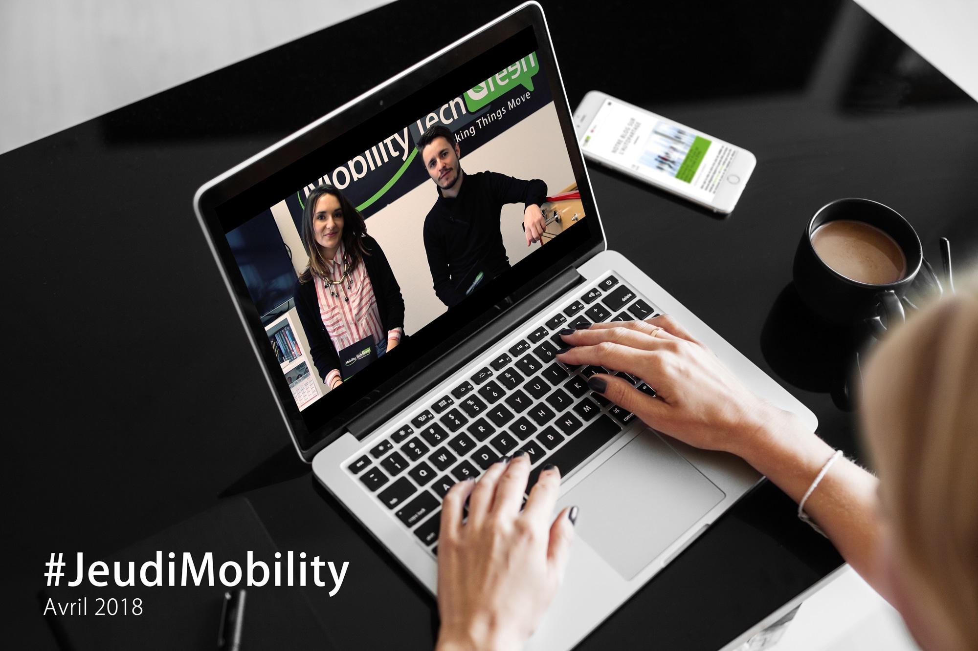 #JeudiMobility : découvrez le nouvel épisode de notre Webtv !