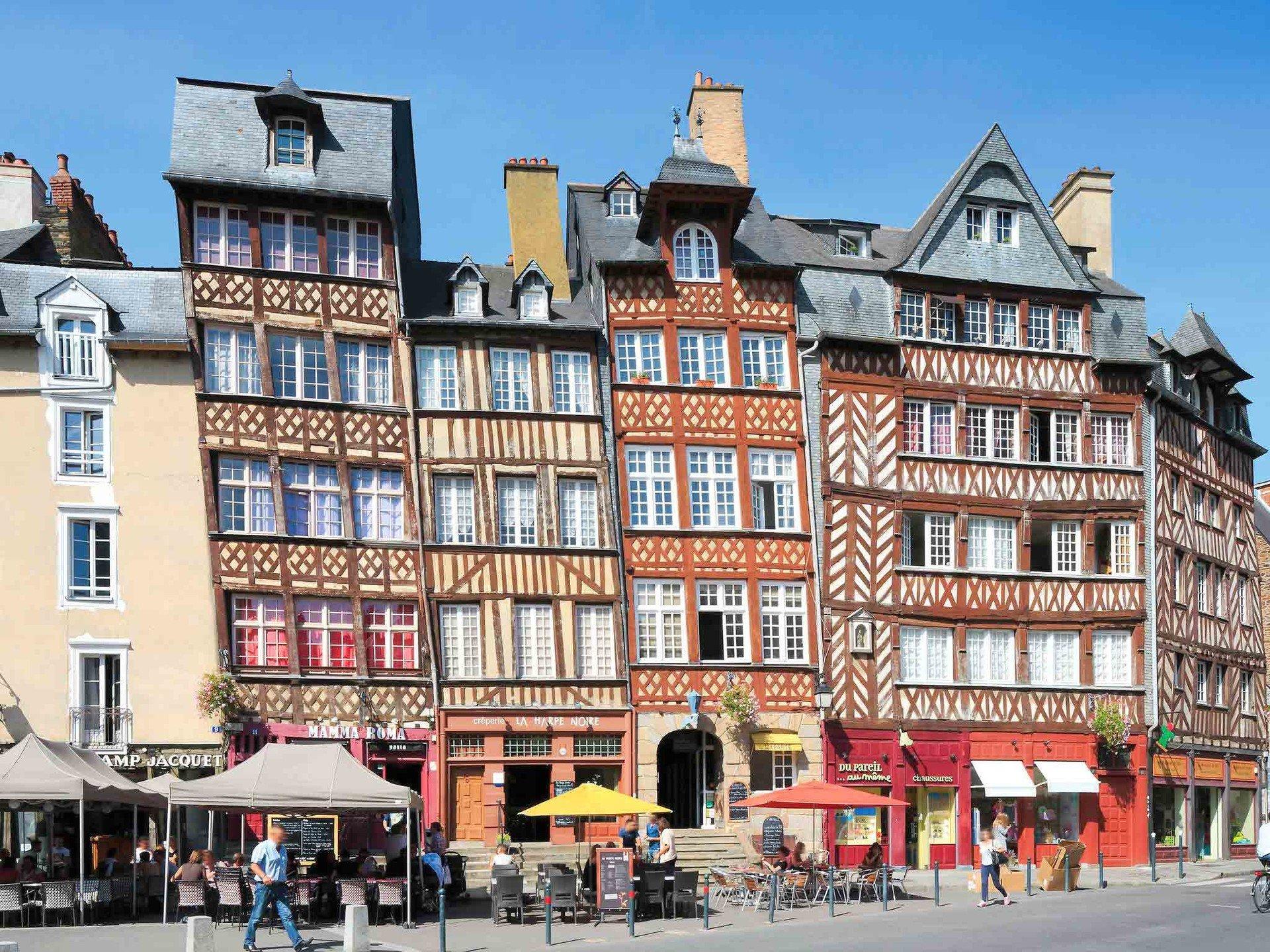 Rennes : royaume de la mobilité intelligente