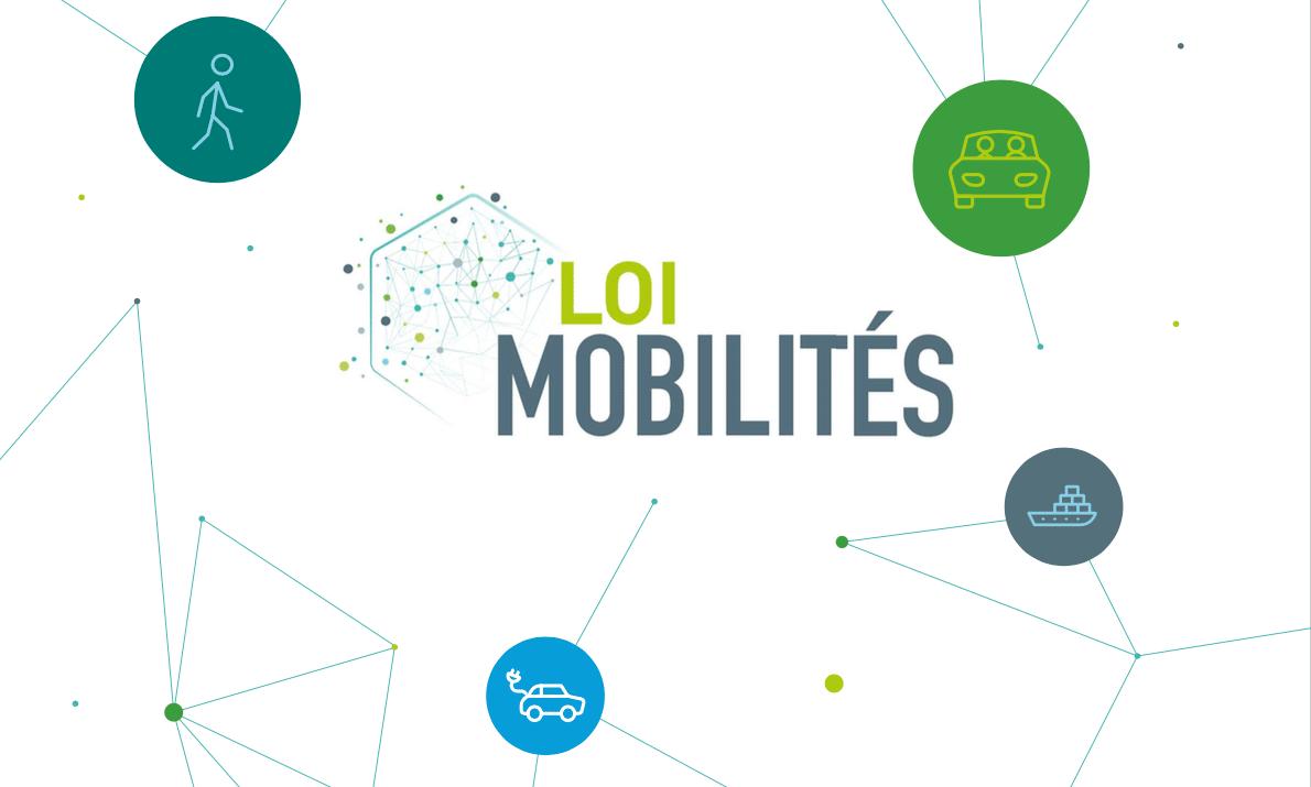 Loi mobilités : quelles mesures pour les collectivités et entreprises ?