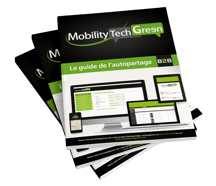 Guide autopartage Mobility Tech Green