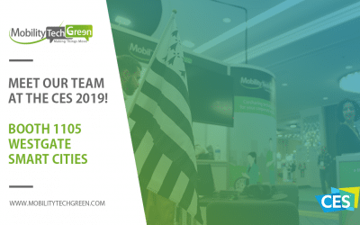 Mobility Tech Green will be at the CES 2019!