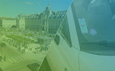 Rennes : Vignettes Crit'air et impacts sur la mobilité des entreprises