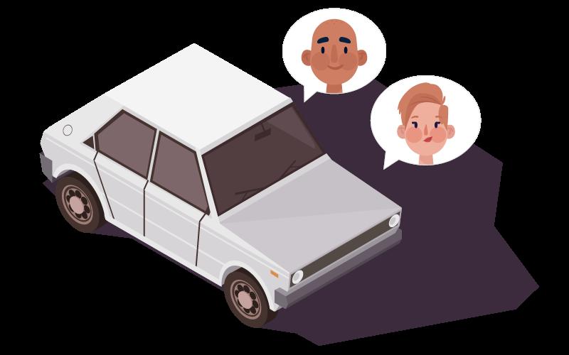 Multimodalité autopartage