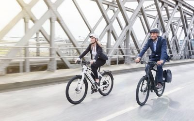 Bikesharing: an asset for your corporate mobility