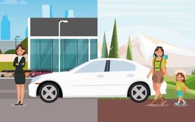 Rentabilisez votre service d'autopartage professionnel grâce au pro/perso