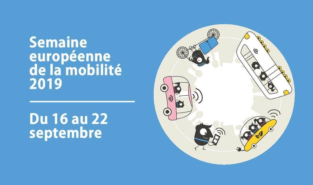 Semaine de la mobilité 2019 : la mobilité alternative à l'honneur
