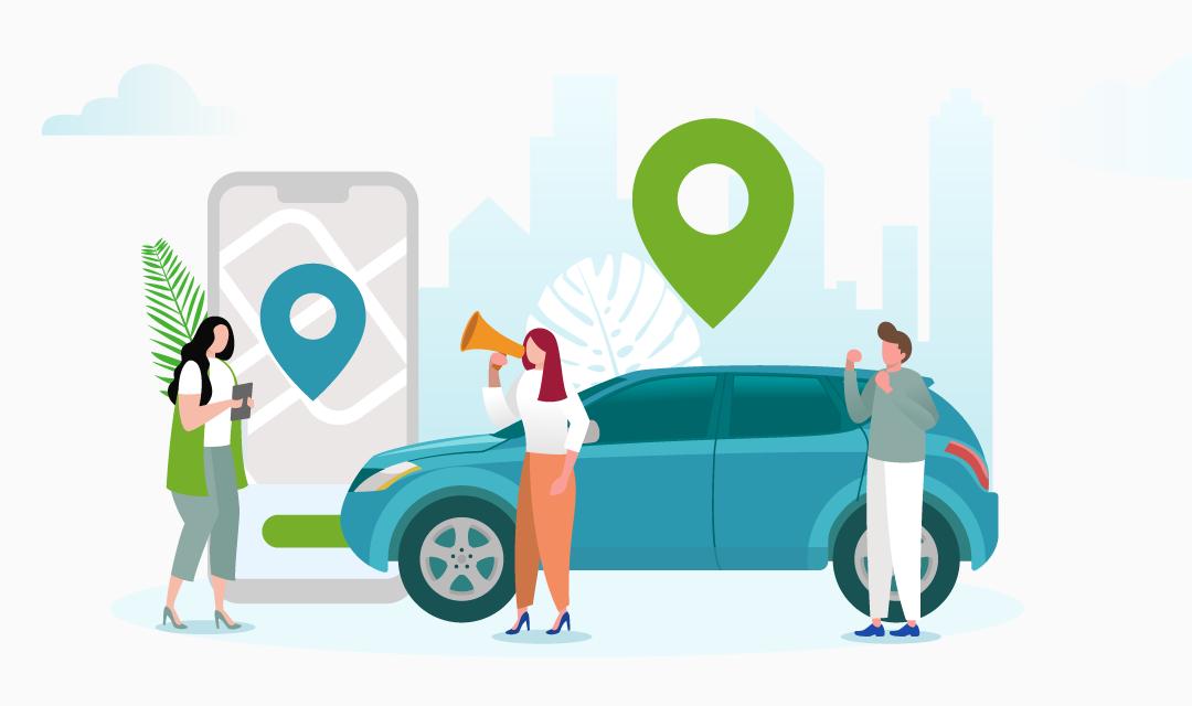 Autopartage inter-entreprises : une réponse au PDU