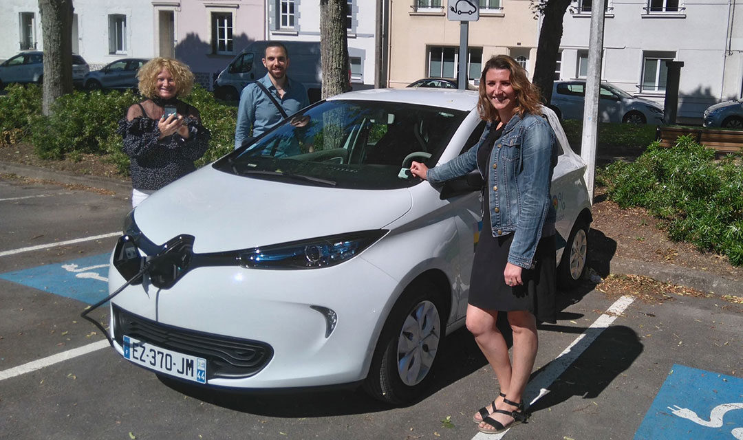 La Ville de Saint-Nazaire récompensée pour son système d'autopartage
