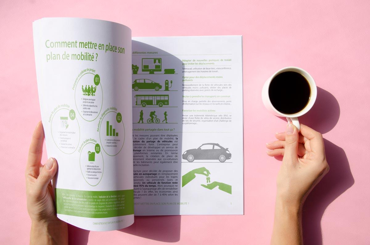 Carnet plan de mobilité