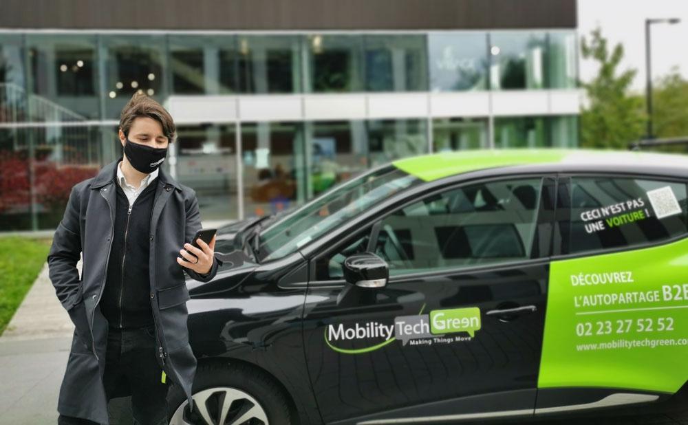 Et si l'autopartage inter-entreprise était le service qui vous manquait ?