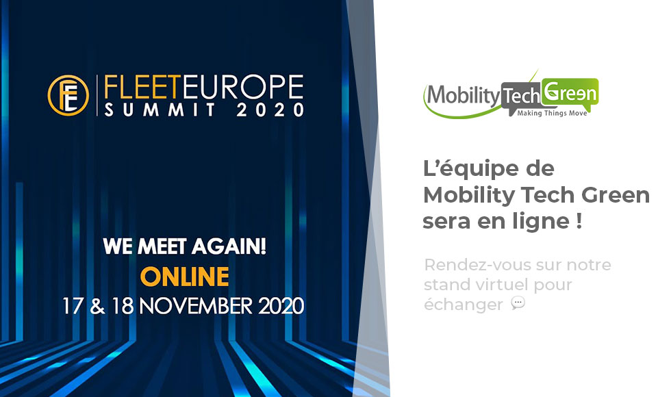 Fleet Europe Summit 2020