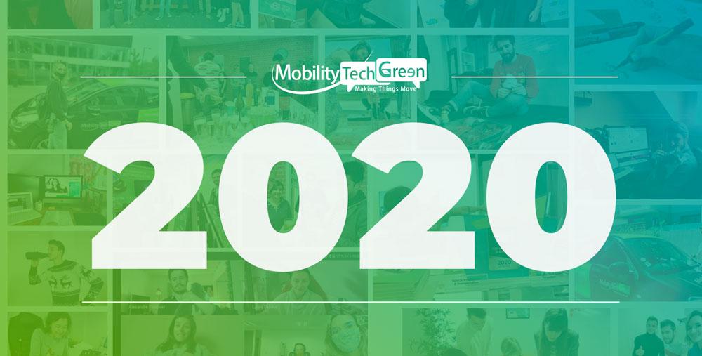 Mobility Tech Green présente son bilan 2020 !