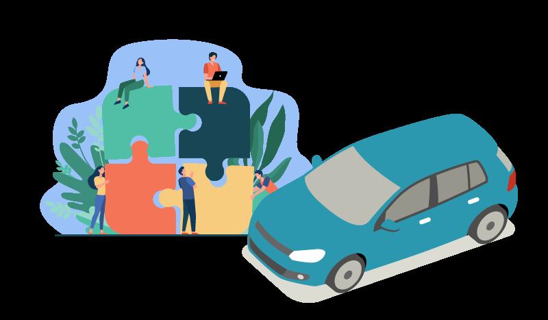 Autopartage inter-entreprises
