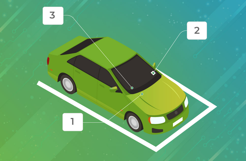 Une voiture en autopartage, comment ça marche ?
