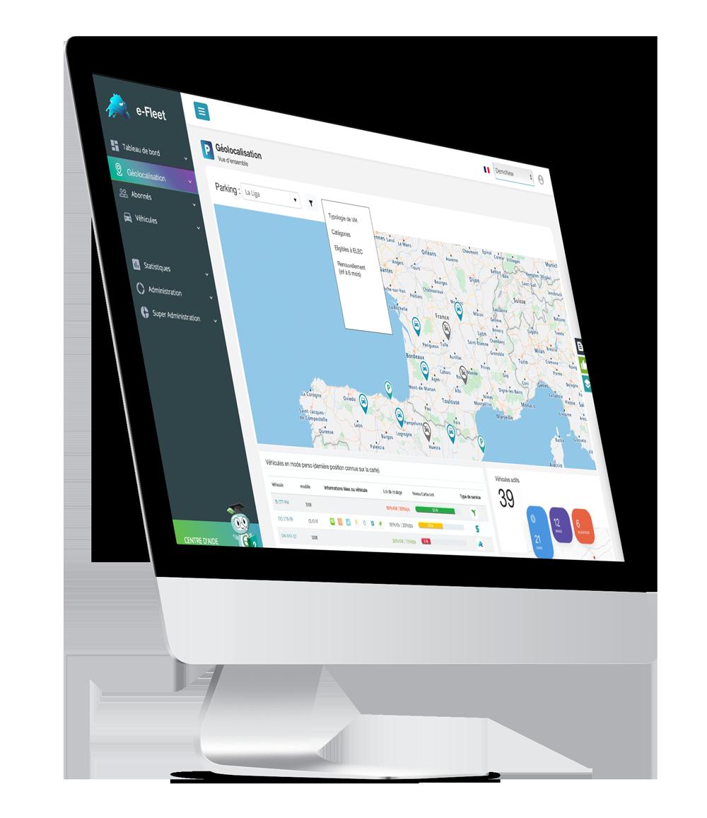 Gestion de parc automobile Excel vs logiciel d'analyse de parc e-fleet™